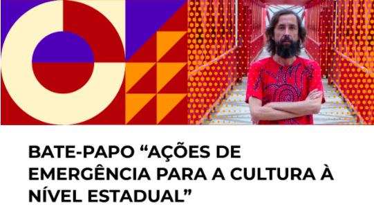 REDE CORAGEM  recebe gestores culturais para falar da crise na cultura
