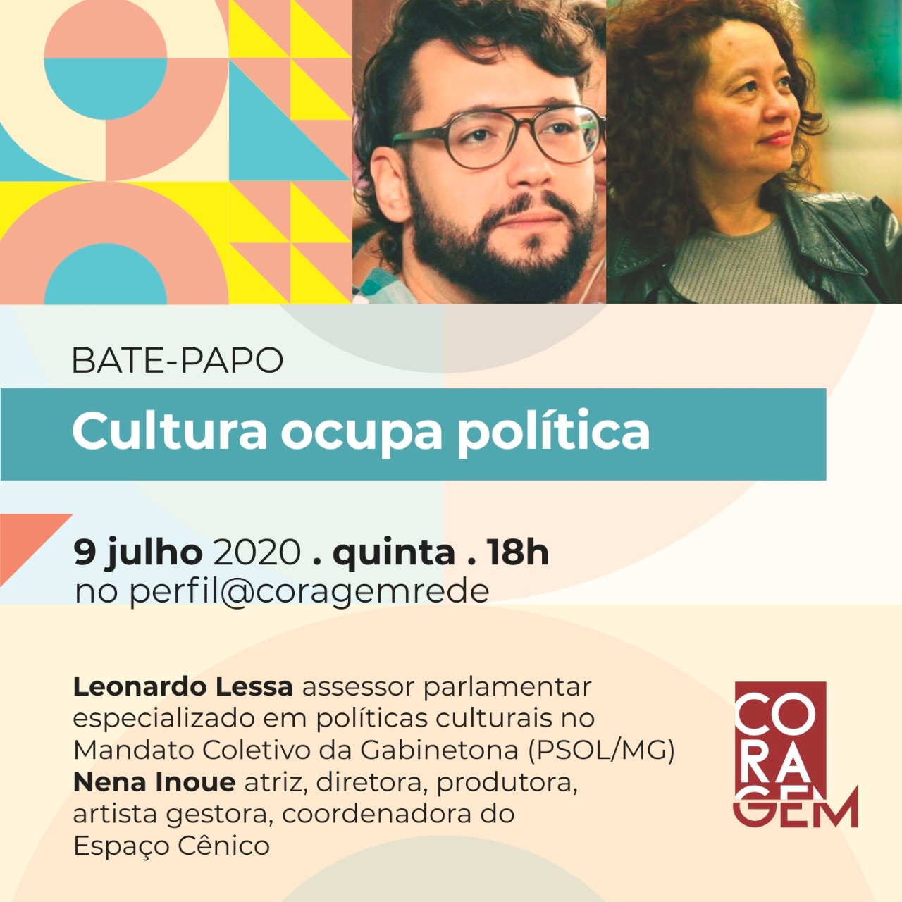 Live Cultura Ocupa Política