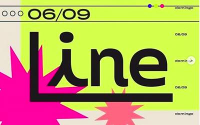 Line Up #APOIEQUEMCRIA 06/09