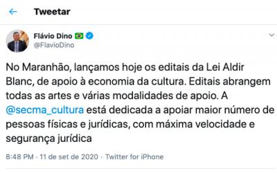 Lei Aldir Blanc no Paraná: E os Editais do Estado?